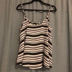 Loose Light-Weight strappy Shirt